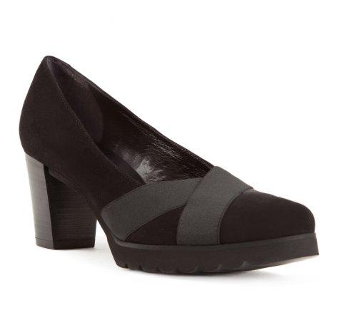 Buty damskie, czarny, 83-D-116-1-35, Zdjęcie 1