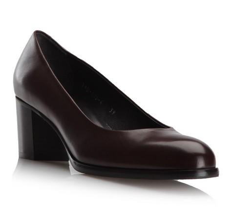 Buty damskie, ciemny brąz, 79-D-110-4-35, Zdjęcie 1