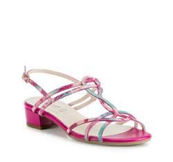 Buty damskie, różowy, 82-D-410-P-37, Zdjęcie 1