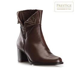 Buty damskie, brązowy, 79-D-300-4-39, Zdjęcie 1