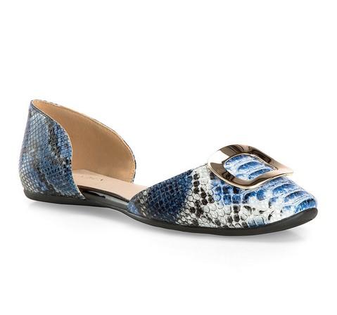 Buty damskie, niebieski, 82-D-534-7-35, Zdjęcie 1