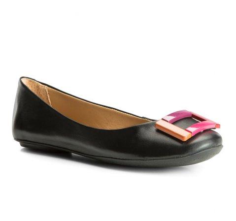Buty damskie, czarny, 83-D-754-1-35, Zdjęcie 1