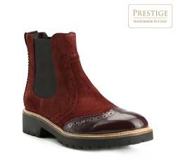 Buty damskie, brązowy, 83-D-452-2-35, Zdjęcie 1
