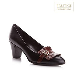 Buty damskie, czarny, 77-D-107-1-37, Zdjęcie 1