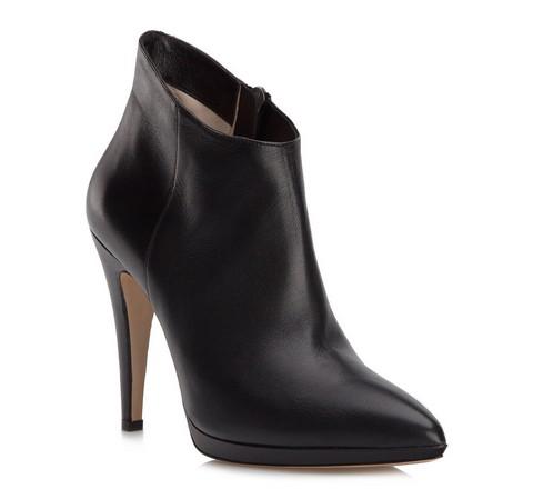Buty damskie, czarny, 79-D-700-1-35, Zdjęcie 1