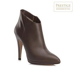 Buty damskie, ciemny  beż, 79-D-700-5-35, Zdjęcie 1