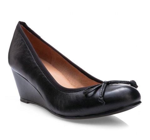 Buty damskie, czarny, 83-D-600-1-35, Zdjęcie 1