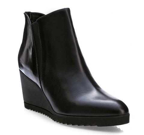 Buty damskie, czarny, 83-D-101-1-35, Zdjęcie 1