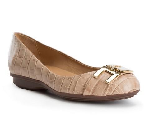 Buty damskie, beżowy, 82-D-703-P-35, Zdjęcie 1