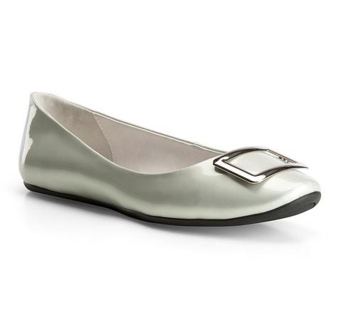 Buty damskie, srebrny, 82-D-516-8-35, Zdjęcie 1