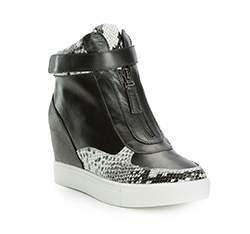 Buty damskie, czarny, 83-D-900-1-37, Zdjęcie 1