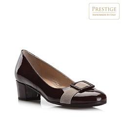 Buty damskie, Brązowy, 79-D-409-4-40, Zdjęcie 1