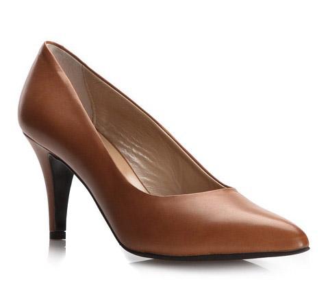 Buty damskie, brązowy, 79-D-410-5-36, Zdjęcie 1