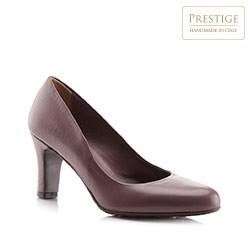 Buty damskie, wrzosowy, 77-D-500-8-38, Zdjęcie 1