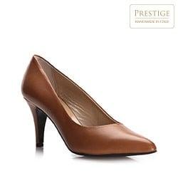 Buty damskie, brązowy, 79-D-410-5-39, Zdjęcie 1