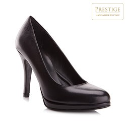 Buty damskie, czarny, 77-D-507-1-40, Zdjęcie 1