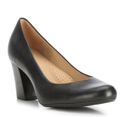 Buty damskie, czarny, 83-D-701-7-35, Zdjęcie 1