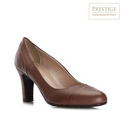 Buty damskie, Brązowy, 79-D-413-4-38, Zdjęcie 1