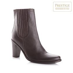 Buty damskie, Brązowy, 77-D-511-4-38, Zdjęcie 1