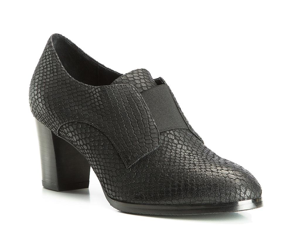 Обувь женскаяПолусапожки  для женщин, изготовленные по технологии Hand Made выполнены полностью из натуральной итальянской кожи наивысшего качества. Подошва полностью сделана из качественного синтетического материала. Классическая модель с очень стабильным каблуком украсит ногу каждой женщины. Подойдет в сочетании с каждой стилизацией.<br><br>секс: женщина<br>Цвет: серый<br>Размер EU: 36<br>материал:: Натуральная кожа<br>примерная высота каблука (см):: 7<br>примерная высота голенища (см): 7,5