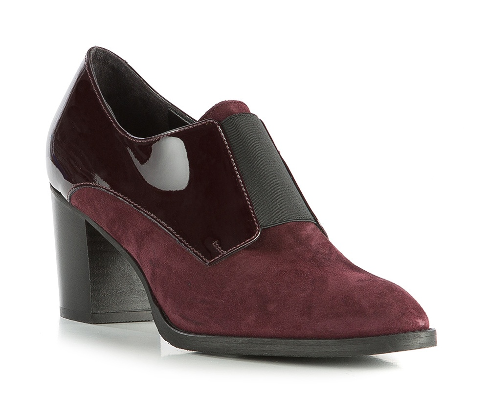 Обувь женская Wittchen 83-D-110-2, бордовый