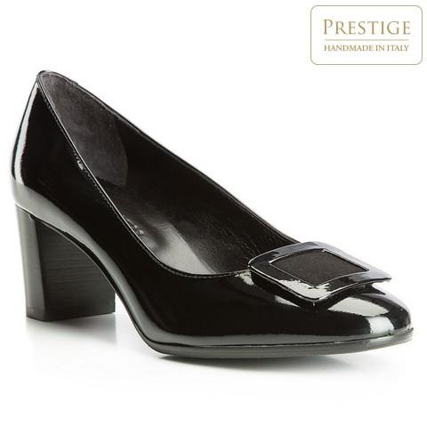Buty damskie, czarny, 83-D-111-1-35, Zdjęcie 1