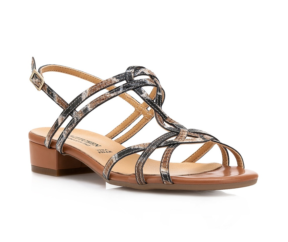 Обувь женская Wittchen 84-D-409-4, многоцветный