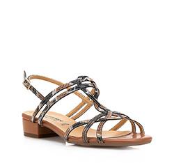 Обувь женская Wittchen 84-D-409-4, многоцветный 84-D-409-4