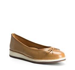 Обувь женская Wittchen 84-D-710-5, светло-коричневый 84-D-710-5