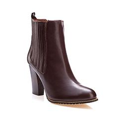 Buty damskie, Brązowy, 79-D-802-5-40, Zdjęcie 1