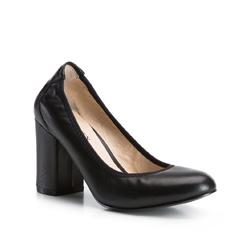 Buty damskie, czarny, 84-D-902-1-38, Zdjęcie 1