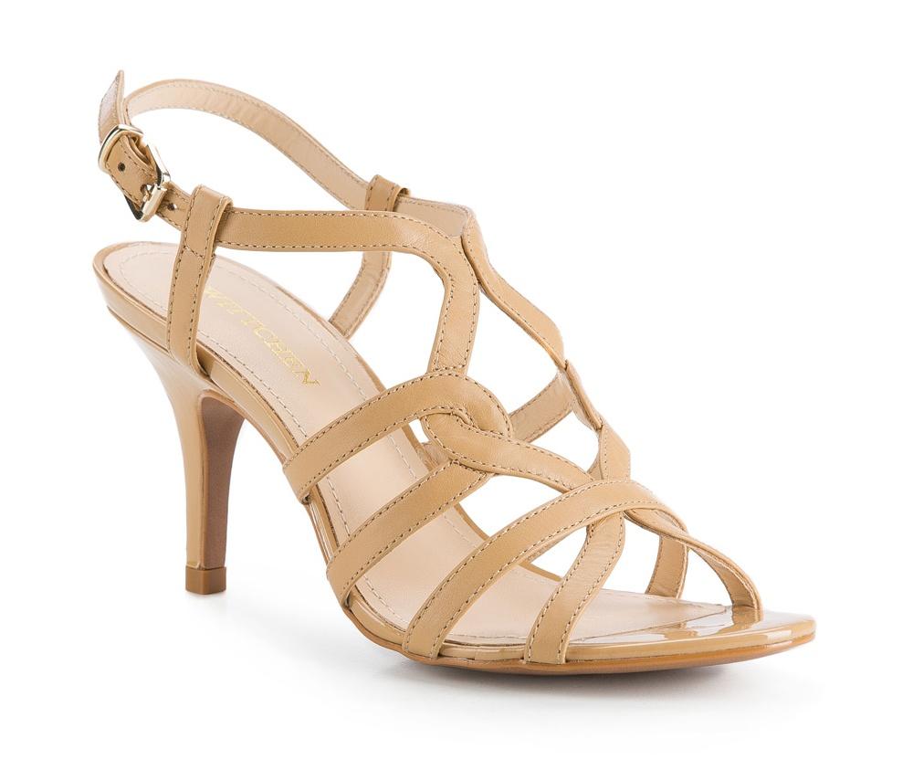 Обувь женскаяБосоножки женские. Изготовленные по технологии Hand Made и выполнены полностью из натуральной итальянской кожи наивысшего качества. Подошва сделана из качественного синтетического материала. Небольшой каблук добавляет ощущение стабильности и комфорта. Модель идеально сочитается с летними нарядами.<br><br>секс: женщина<br>Цвет: бежевый<br>Размер EU: 39<br>материал:: Натуральная кожа<br>примерная высота каблука (см):: 9