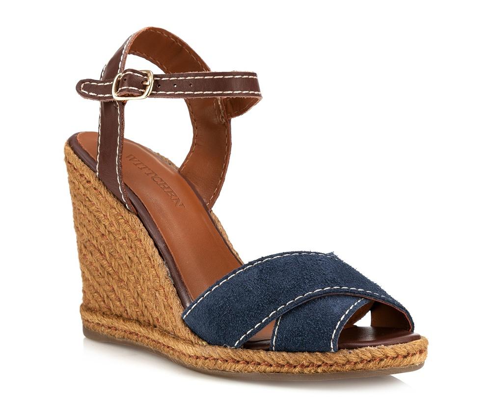 Обувь женская Wittchen 84-D-719-7, синий