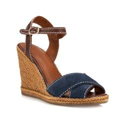 Обувь женская Wittchen 84-D-719-7, синий 84-D-719-7