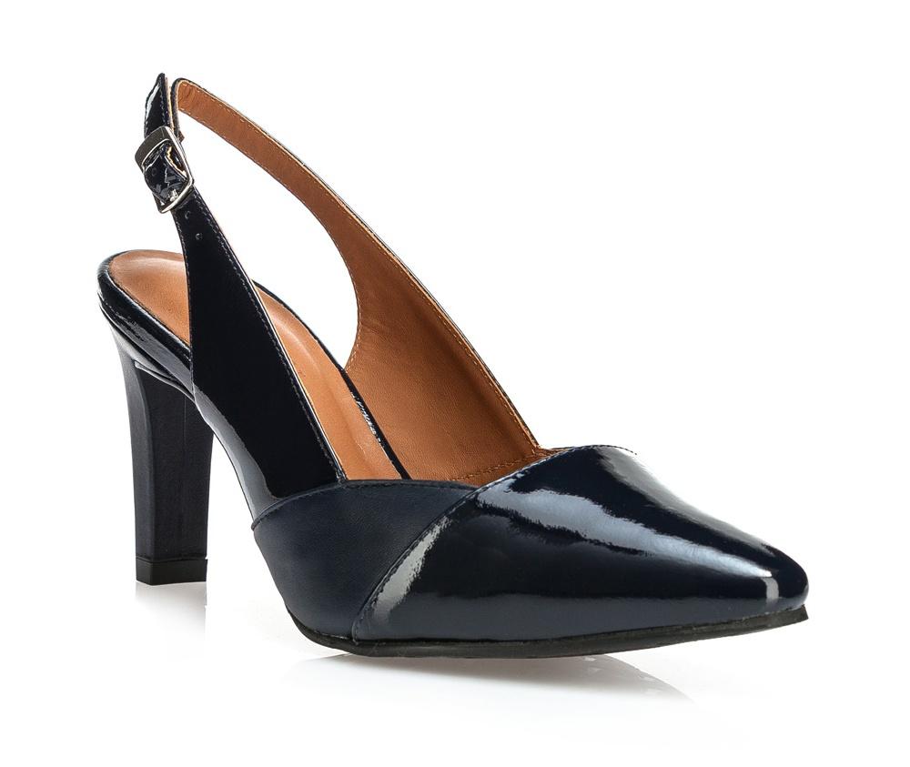 Обувь женскаяТуфли женские классические. Изготовленные по технологии \Hand Made\ и выполнены из натуральной итальянской кожи наивысшего качества. Подошва сделана из качественного синтетического материала. Сочетание классических высоких каблуков каждый раз по разному создает уникальный и модный  образ.<br><br>секс: женщина<br>Размер EU: 40