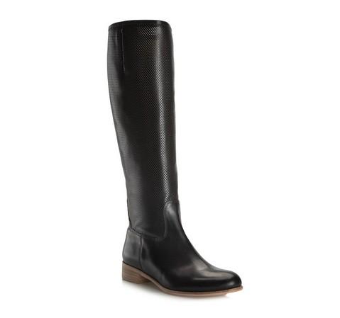 Buty damskie, czarny, 80-D-102-1-35, Zdjęcie 1