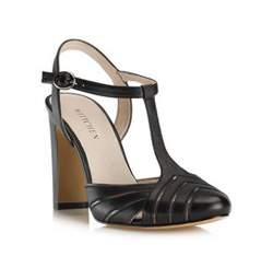Buty damskie, czarny, 80-D-505-1-40, Zdjęcie 1
