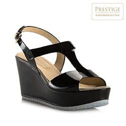 Buty damskie, czarny, 80-D-103-1-38, Zdjęcie 1