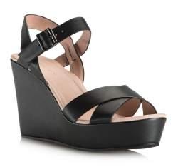 Buty damskie, czarny, 80-D-513-1-39, Zdjęcie 1