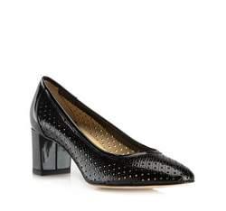 Buty damskie, czarny, 80-D-111-1-39_5, Zdjęcie 1