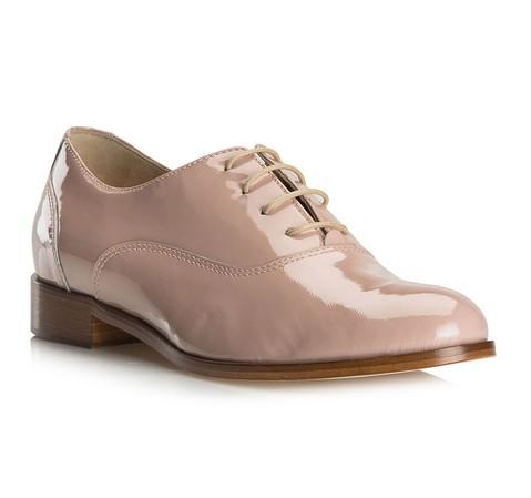 Buty damskie, pudrowy róż, 80-D-104-P-36, Zdjęcie 1