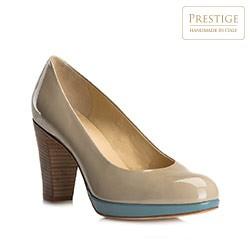 Buty damskie, beżowy, 80-D-106-9-36, Zdjęcie 1
