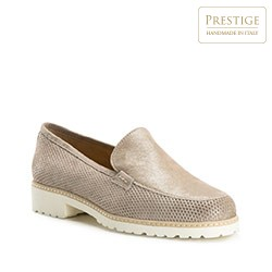 Women's shoes, beige, 82-D-116-9-38, Photo 1