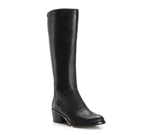 Buty damskie, czarny, 81-D-600-1-35, Zdjęcie 1