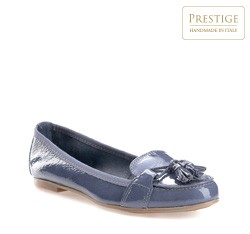 Buty damskie, niebieski, 84-D-803-7-37, Zdjęcie 1