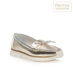 Buty damskie, złoty, 82-D-150-G-36, Zdjęcie 1