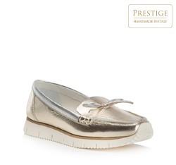 Buty damskie, złoty, 82-D-150-G-38, Zdjęcie 1