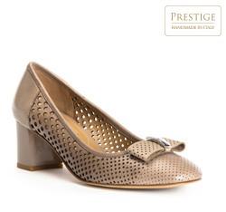 Buty damskie, beżowy, 82-D-152-8-37, Zdjęcie 1