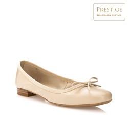 Buty damskie, kremowy, 84-D-800-9-39, Zdjęcie 1
