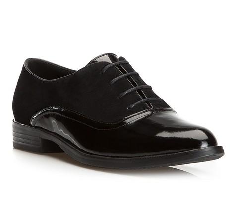Buty damskie, czarny, 81-D-503-1-35, Zdjęcie 1